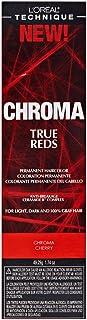 L'oreal Paris Chroma True Reds Hair Color, Cherry, 1.74 Ounce