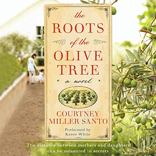 The Roots of the Olive Tree audiobook cover art