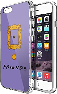 Case Phone Anti-Scratch Television Show Cases Cover Monica Door Friends Tv Shows Series (5.5-inch Diagonal Compatible with iPhone 6 Plus, iPhone 6s Plus)