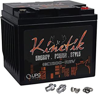 Kinetik HC1200-REV 1200W 12V Power Cell Battery