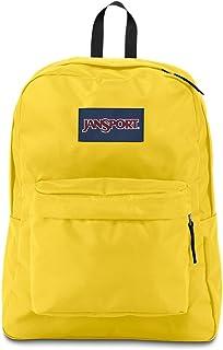 Jansport Superbreak Fashion Backpack For Unisex - Yellow, JS00T50147T