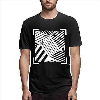 New Men's Hilary Duff Breathe in. Breathe Out. Tshirt - DIY Stylish Short Sleeve Printed Tees Comfotable