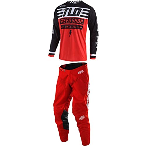 Troy Lee Designs GP Yamaha RS1 Jersey and Pant Gear Set Combo