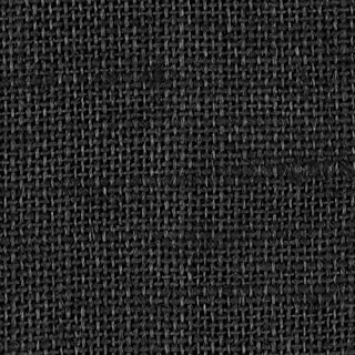 Fabric BR-002 Burlap Black Yard