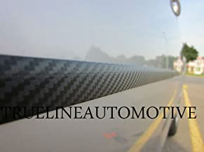 TRUE LINE Automotive Carbon Fiber Door Rocker Molding Trim Kit