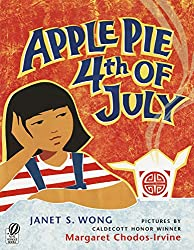 Apple Pie Fourth of July by Janet S. Wong