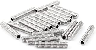 100-Pack Cup Point The Hillman Group 332318 3//8-16 X 3//4 Socket Head Set Screw