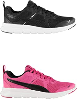 Official Brand Puma Flex Essential Trainers Juniors Boys Shoes Sneakers Kids Footwear