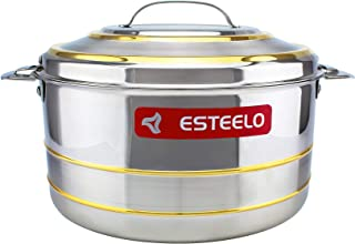 ESTEELO 6000ML STAINLESS STEEL CASSEROLE
