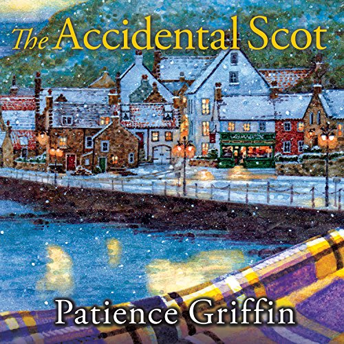 The Accidental Scot audiobook cover art