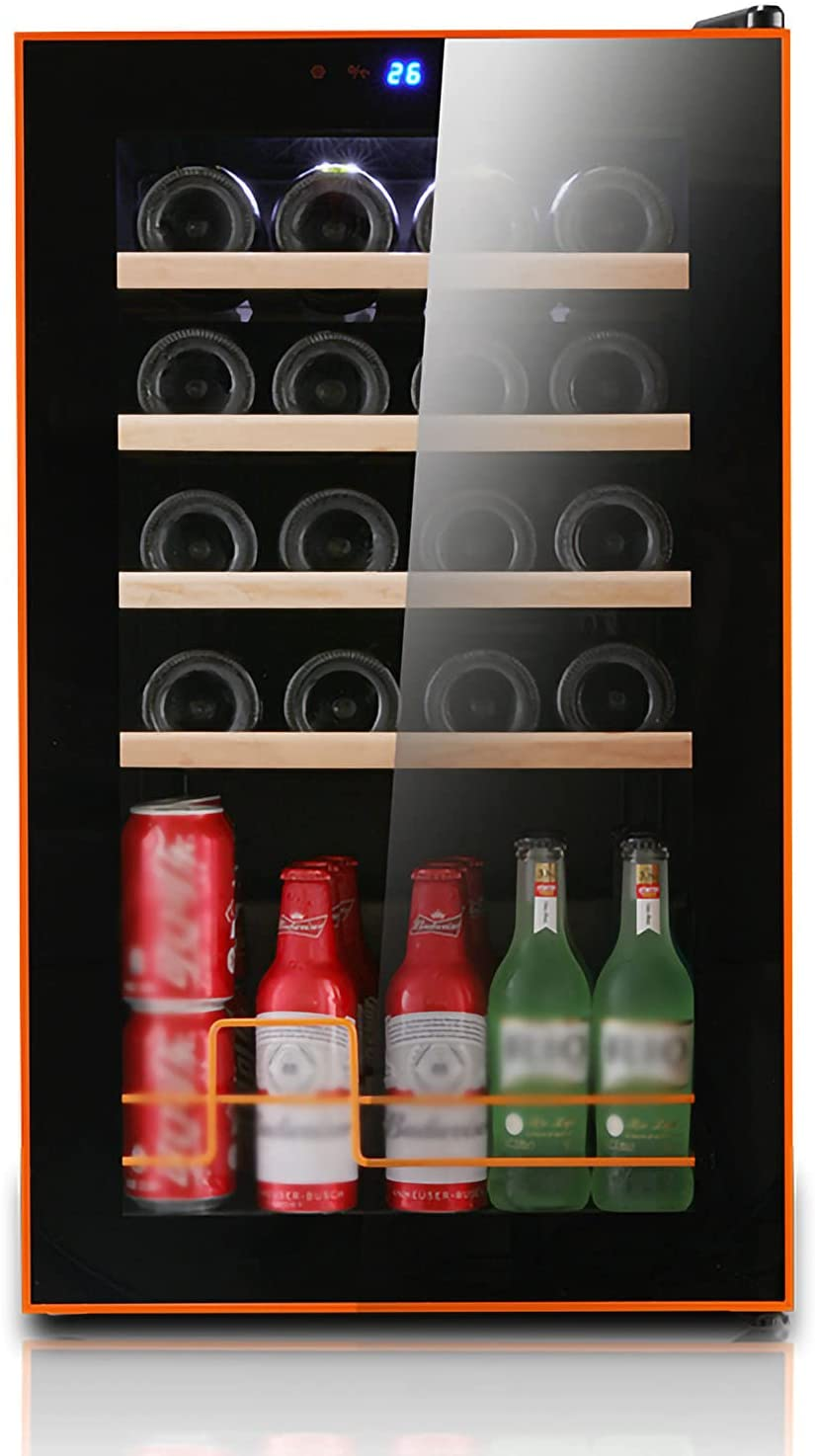 Vinoteca de 24 Botellas con Doble Aislamiento