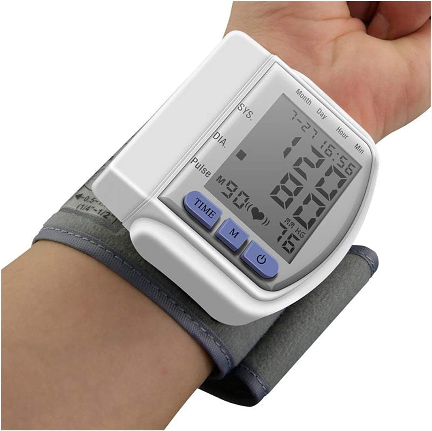 Medical Supplies and Ranking TOP19 Cheap mail order shopping Equipment Digital Blood LCD Pressure Wrist