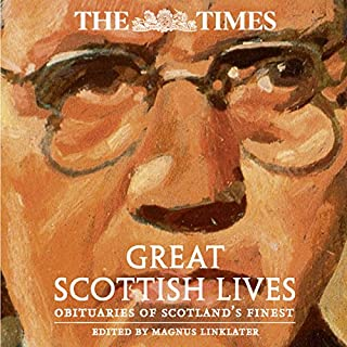 The Times Great Scottish Lives cover art