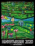 Großer Hundertwasser Art Calendar 2020: Der Klassiker
