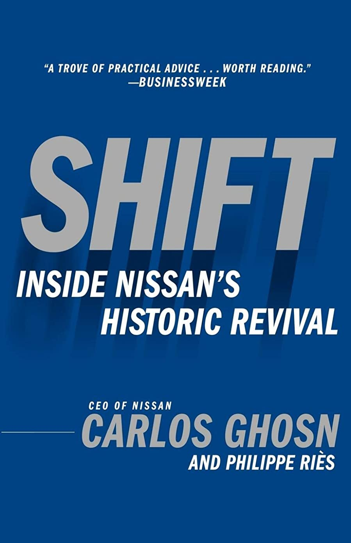 摘む落とし穴鑑定Shift: Inside Nissan's Historic Revival
