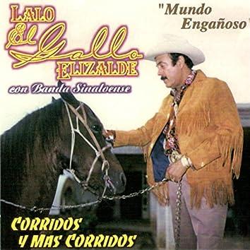 Corridos y Mas Corridos Con Banda Sinaloense