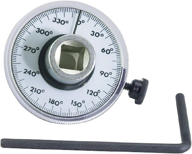 Professional 360° 1 2 Ranking TOP5 Inch Torque Drive Fashionable Adjustable Angle Gaug