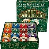 Aramith Camouflage Pool Set