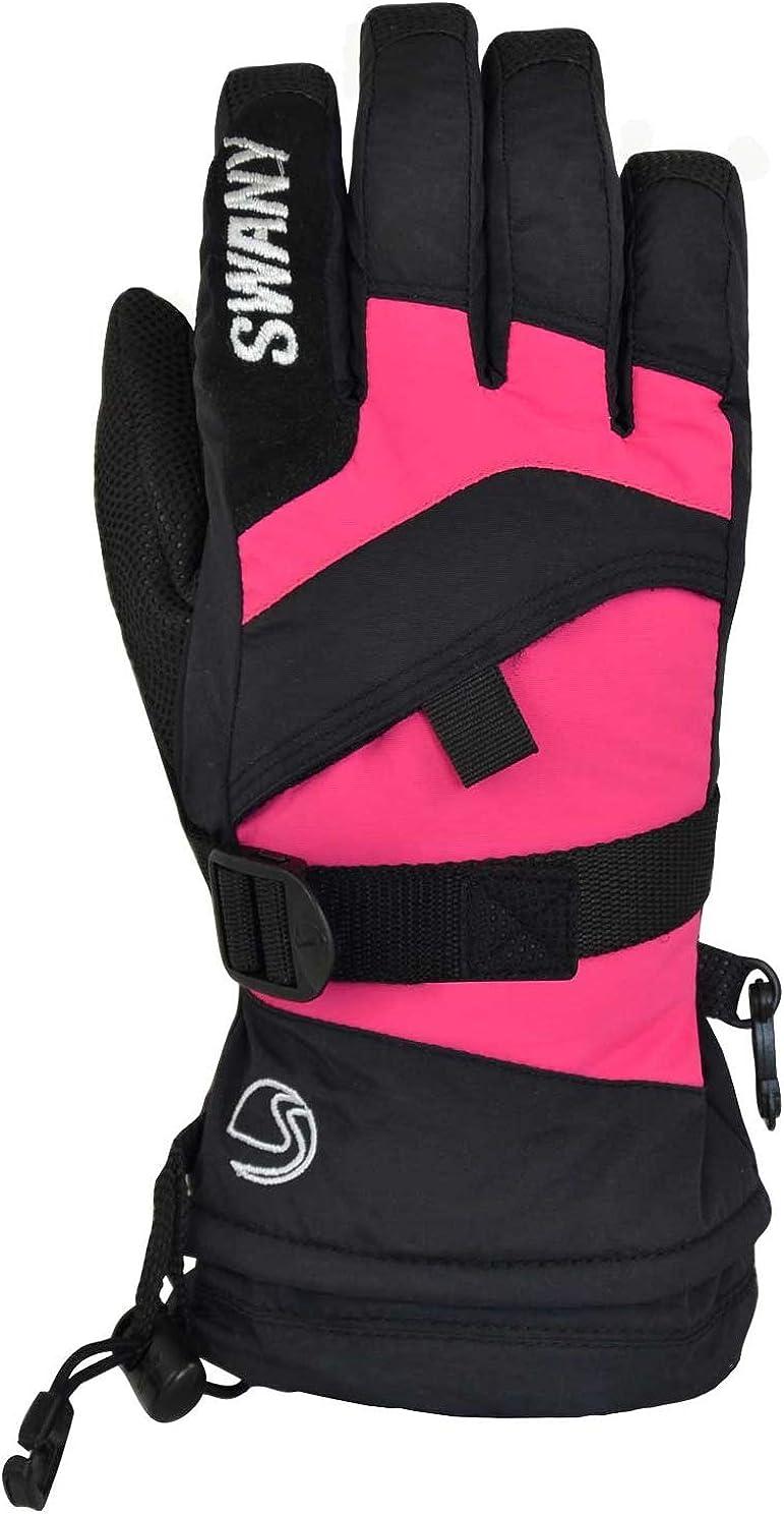 Swany SX-65J Junior's overseas X-Over Glove Finally popular brand Jr