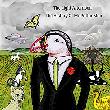 The History Of Mr Puffin Man