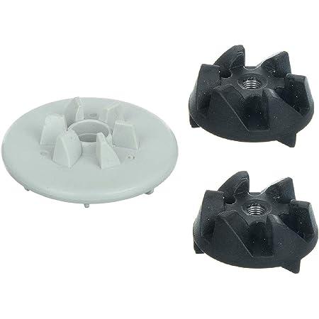 AJS spares Motor And Jar Coupler For Panasonic Mixer Grinders, 3 Jars (Black)