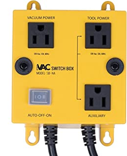 Automated Vacuum Switch