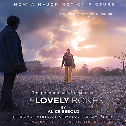 The Lovely Bones cover art
