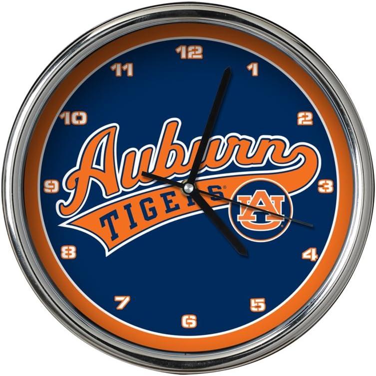 Auburn List price At the price Chrome Clock
