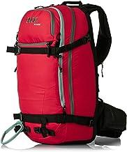 Evoc Mochila Snowboard con protección Dorsal FR Guide Rojo