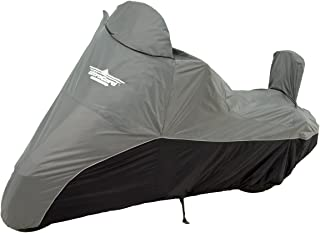 UltraGard 4-459CB Charcoal/Black Cruiser Motorcycle Cover