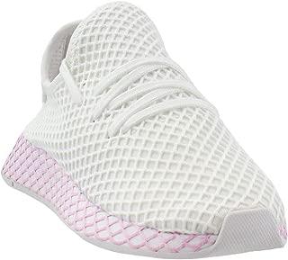 Originals Deerupt Runner Shoe - Women's Casual 5.5 White/Clear Lilac