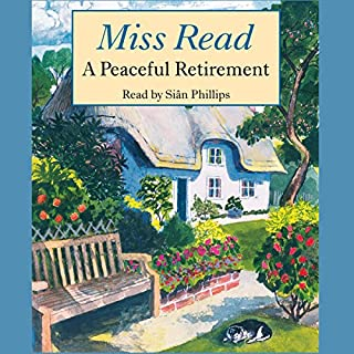 A Peaceful Retirement cover art
