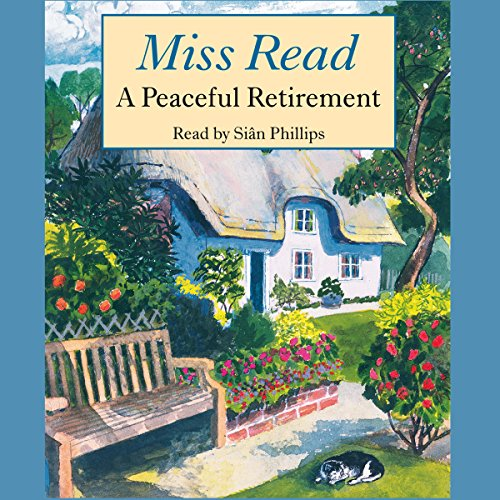 A Peaceful Retirement audiobook cover art