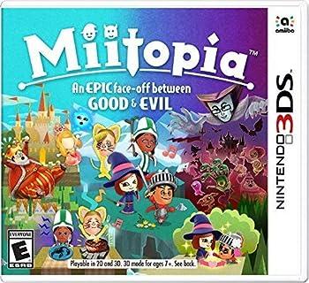 Best miitopia nintendo 3ds game Reviews