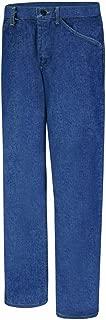 Bulwark Women's Flame Resistant 14.75 oz Cotton Pre-Washed Denim Jean