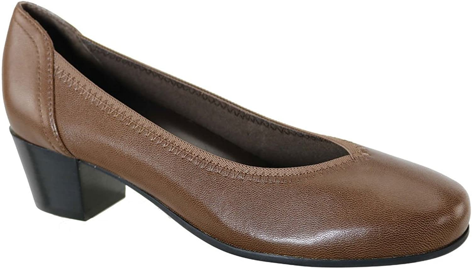 David Tate Womens Madera Closed Toe Classic Pumps