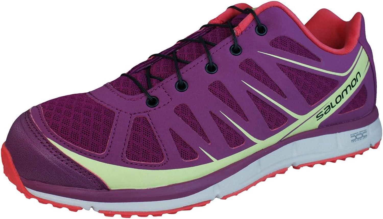 Salomon Kalalau Womens Hiking   Walking Sneakers   shoes