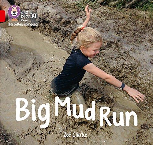 Big Mud Run: Band 2a/Red a