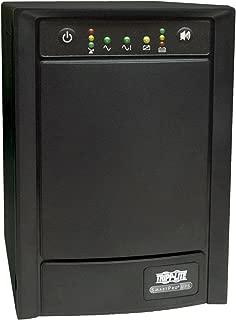 Tripp Lite SMART1500SLT 1500VA 900W UPS Smart Tower AVR 120V USB DB9 SNMP for Servers, 8 Outlets