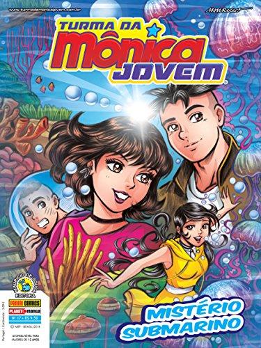 Mistério Submarino - Turma da Mônica Jovem. Série 2