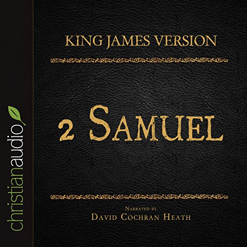 Holy Bible in Audio - King James Version: 2 Samuel audiobook cover art