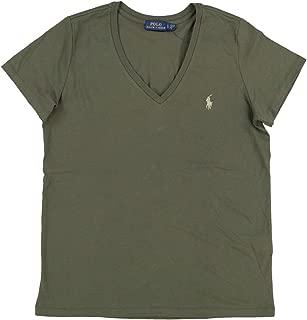 Polo Ralph Lauren Womens V-Neck Jersey T-Shirt