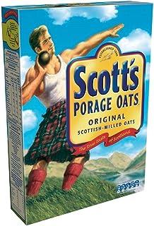 Scott's Porage Oats Original (1Kg) - Pack of 2