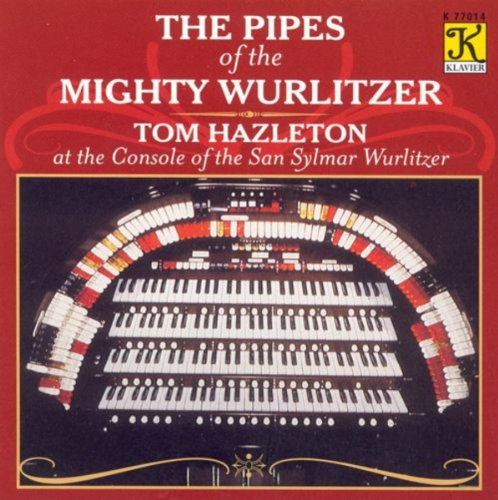 Rodgers, R.: Garrick Gaieties / Torch, S.: On A Spring Note / Sullivan, A.: the Lost Chord (The Pipes of the Mighty Wurlitzer)