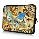Vintage Travel PEDEA Funda de Neopreno para Tablet de 10.1' (25,6cm)