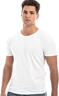Short Sleeve Cotton Basic T-Shirt Top for Men and Women