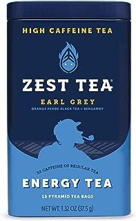Best extra caffeine tea Reviews
