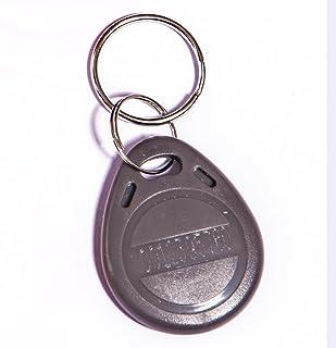 Badge gris compatible avec les claviers Diagral DIAG45ACK, DIAG44ACK, TF310X, TF311X et TF410X