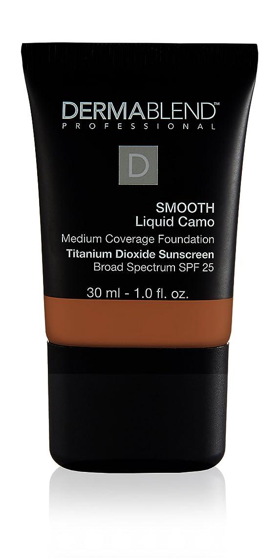 中性放置特殊Dermablend(ダーマブレンド) Smooth Liquid カモ ファンデーション (ミディアム Coverage) - Cinnamom 30ml