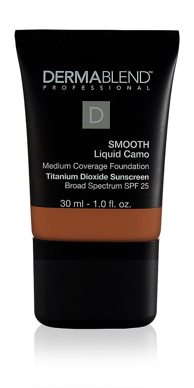 治療パーツシアーDermablend(ダーマブレンド) Smooth Liquid カモ ファンデーション (ミディアム Coverage) - Cinnamom 30ml